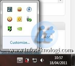 Notifikasi%20taskbar Shortcut keyboard di Windows 7