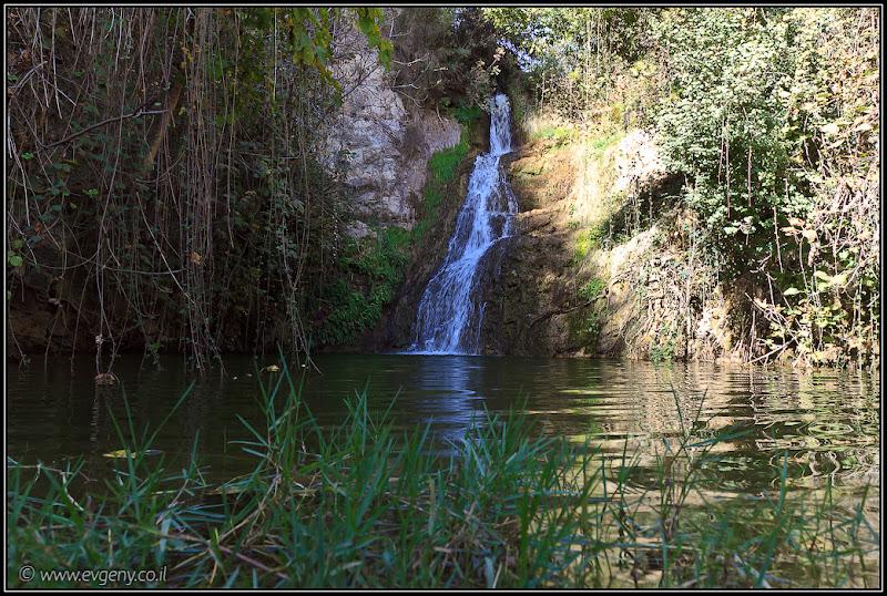 Водопады Нахаль Аюн (Ийон)