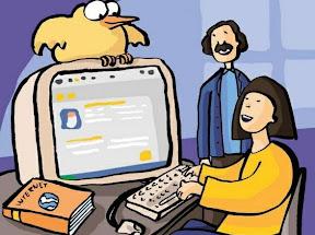 Attraverso internet il mondo è a portata di mouse e ci si può trasformare in giornalisti, intervistando migliaia di persone