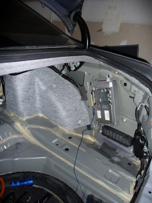 DIY Amp Wire (and backseat removal)  AcuraZine  Acura Enthusiast Community