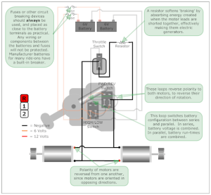 Power Wheels Conversion Wiring Diagram  Wiring Diagram