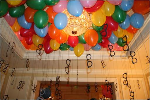 como decorar una fiesta de carnaval