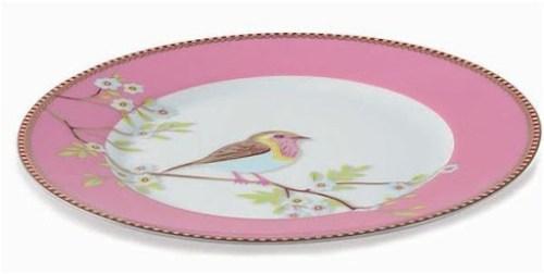 vajillas decoracion mesa color