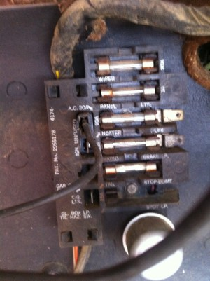 64 Fuse Block  The 1947  Present Chevrolet & GMC Truck Message Board Network