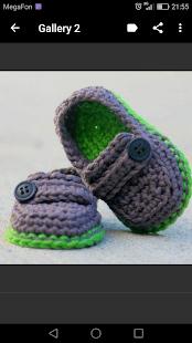 smartgr.crochet.baby.shoes