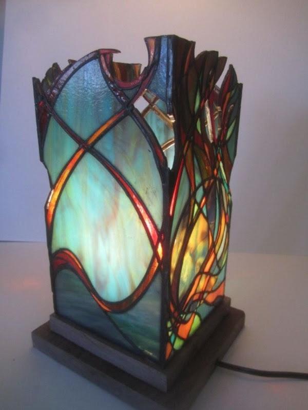 40 Original Alcohol Ink On Glass Examples | photofun4ucom