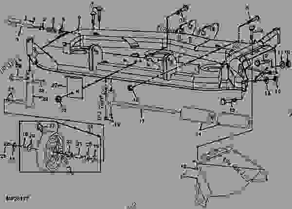 Wiring Diagram: 35 John Deere 54c Mower Deck Diagram
