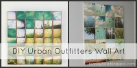 This Girl's Life: {DIY Urban Outfitters Wall Art}