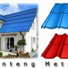 Ukuran Plafon Baja Ringan Harga Genteng Metal Pasir Per Meter 2020 | Nusantara
