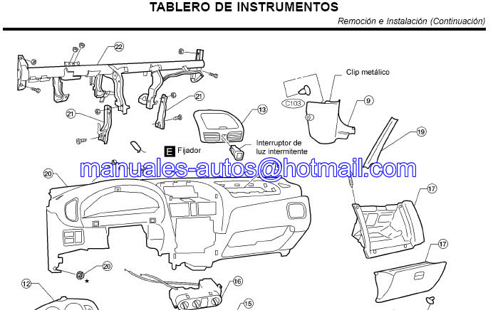 Manual De Mecanica Taller Automotriz Nissan: Manual de