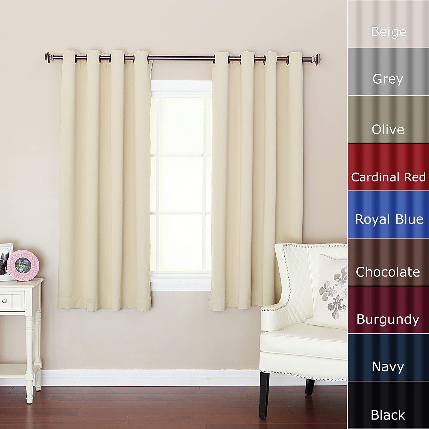 Curtains For Short Window Home Design Online