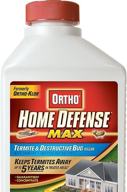 Ortho Home Defense Label : ortho, defense, label, Ortho, Defense, Label, Labels, Database