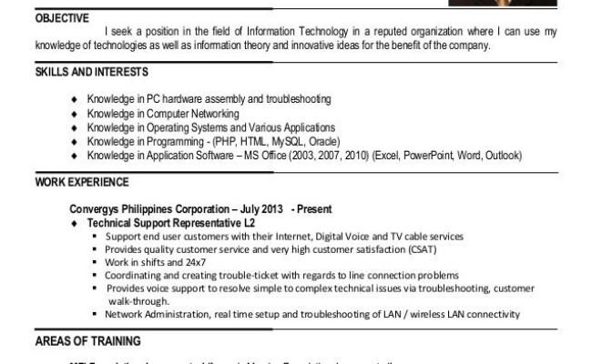 Contoh Resume Untuk Jobstreet Contoh Yes Cute766