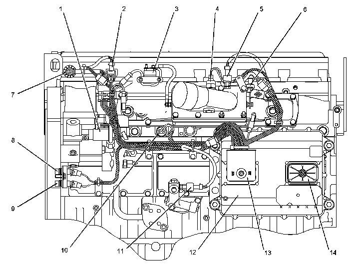 Cat C9 Wiring Diagram