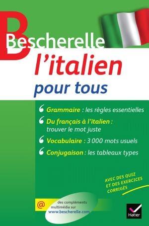Telecharger Bescherelle Italien Pdf Gratuit : telecharger, bescherelle, italien, gratuit, Télécharger, Bescherelle, L'italien, Francais