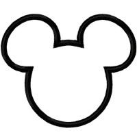30 Mickey Mouse Kopf Vorlage   Besten Bilder von ausmalbilder