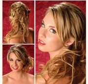 prom hairstyles long straight