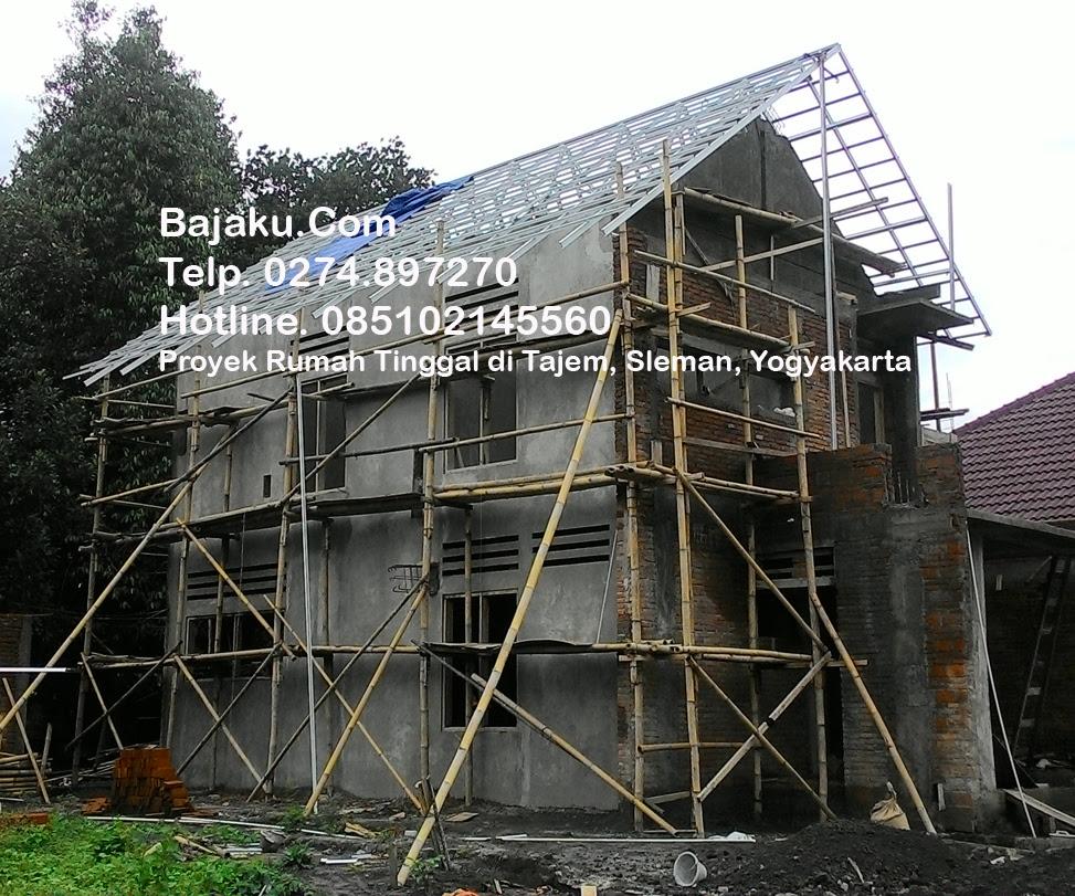 konstruksi baja ringan rumah minimalis 38 inspirasi penting 2 lantai