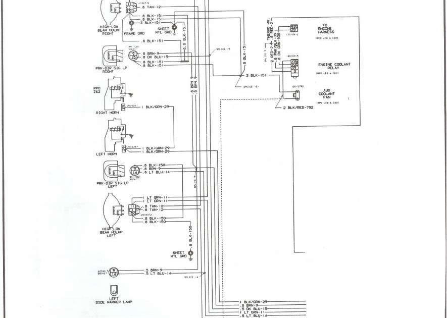 2000 Jeep Grand Cherokee Headlight Wiring Diagram
