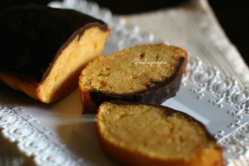 MelaZenzero Torta di zucca e ricotta con semola di grano duro