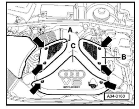 Schaltplan Audi S4 B5