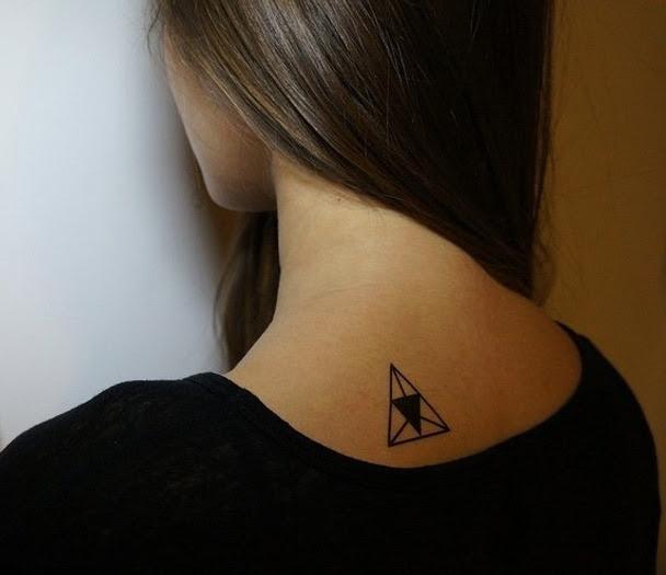 Tatuajes De Triangulos Para Mujeres Guatelinda