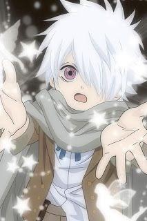 pix White Hair Boy Anime Child animiesme anime kid boy with white hair