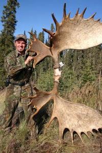 Biggest Moose Ever Recorded : biggest, moose, recorded, Largest, Moose, Recorded