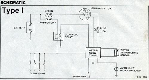 Intern 5.0: Week 5 (2/1-2/5) Glow Plug Timer Relay