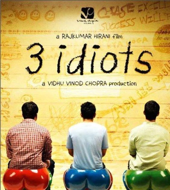 Coffee Break: 2010 3 Idiots 三個傻瓜(★★★★)
