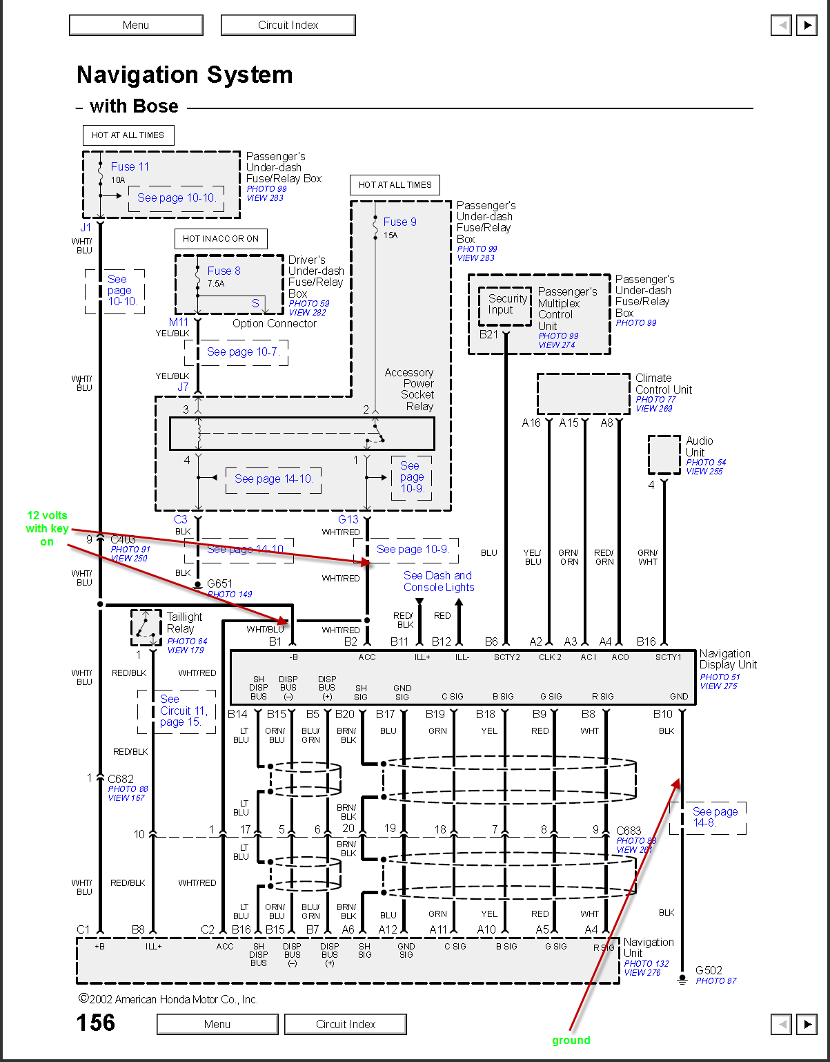 radio wiring diagram for 2001 jeep cherokee