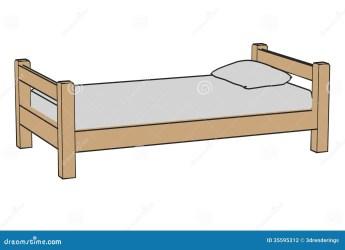 children s hospital: Hospital Bed Cartoon Drawing