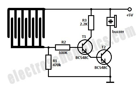 Second Post: Water Level Indicator Circuit