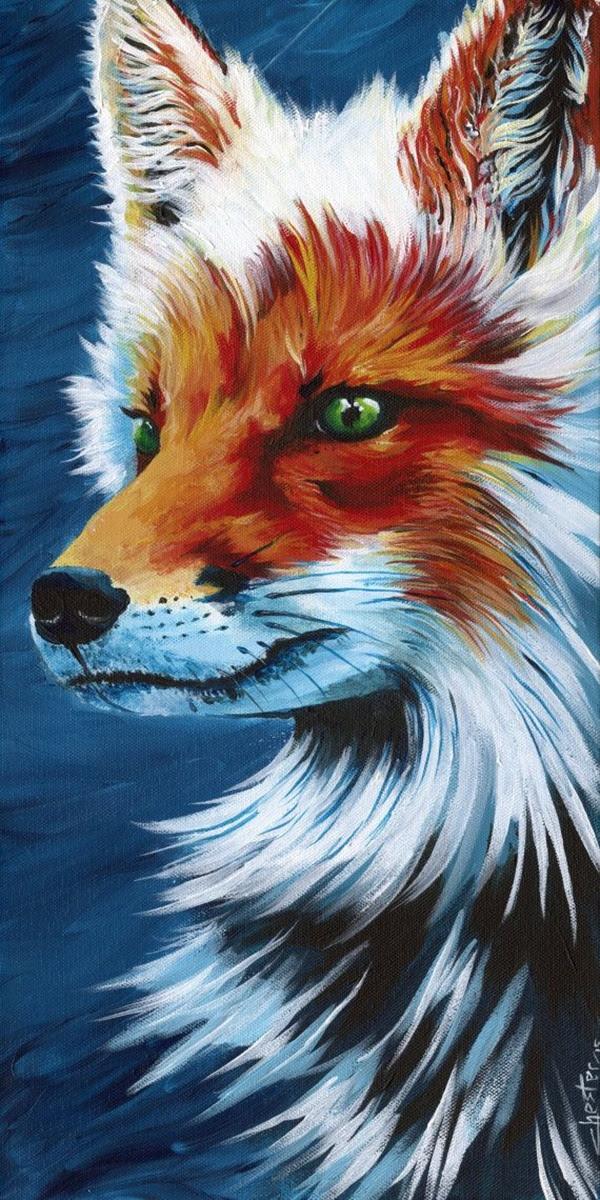 Animal Painting Ideas Easy : animal, painting, ideas, Acrylic, Painting, Ideas, Animals, Round, Hobby