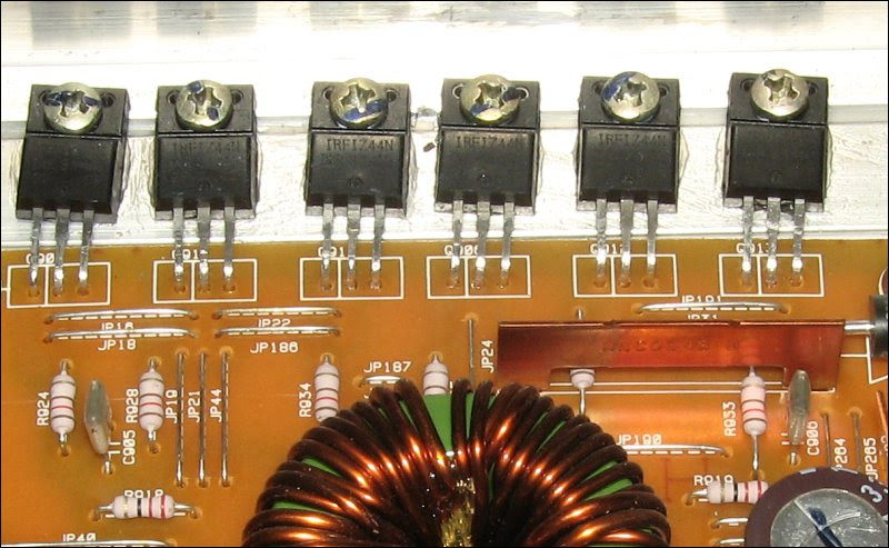 Circuit Diagram For Car Audio Amplifier Lm1877 Audio Power Amplifier