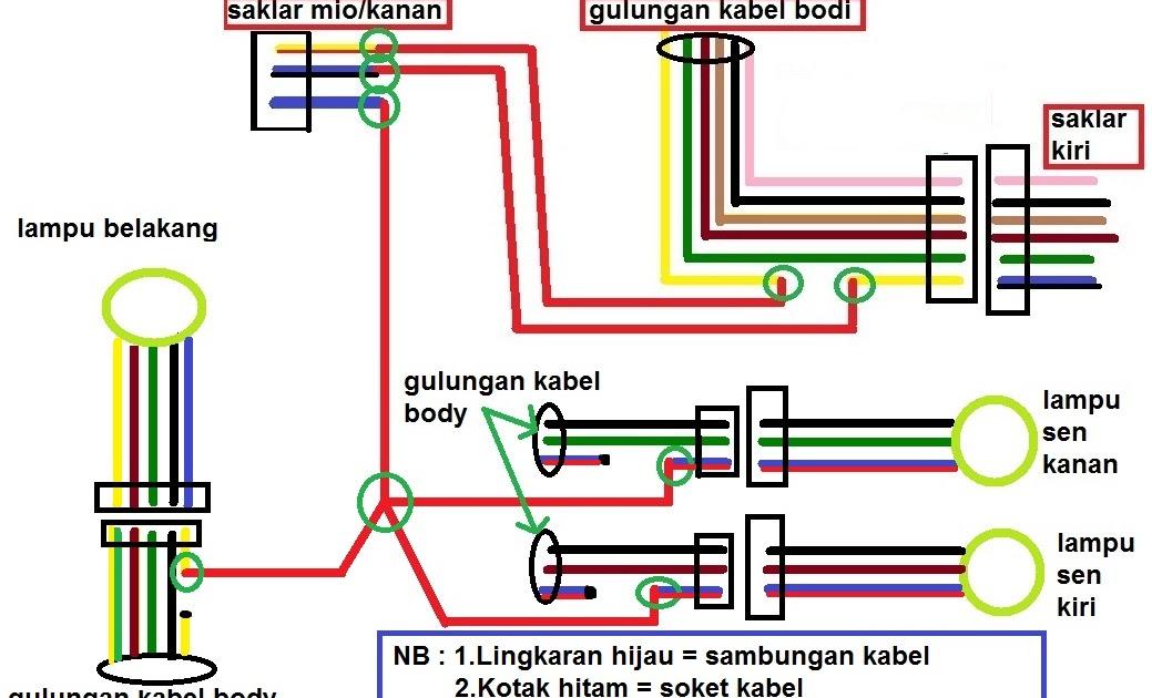 Download Schema Wiring Diagram Honda Beat Hd Quality Dominostables Kinggo Fr