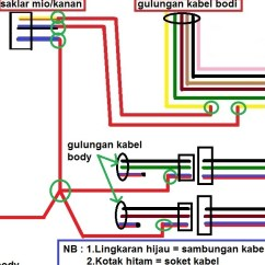 Yamaha Mio Soul Cdi Wiring Diagram Vw Eos Parts Sporty