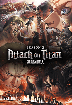 Shingeki No Kyojin Saison 3 Streaming Vostfr : shingeki, kyojin, saison, streaming, vostfr, Attack, Titan, Vostfr, Anime