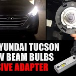 Hyundai Tucson Headlight Bulb Size Hyundai Tucson Review