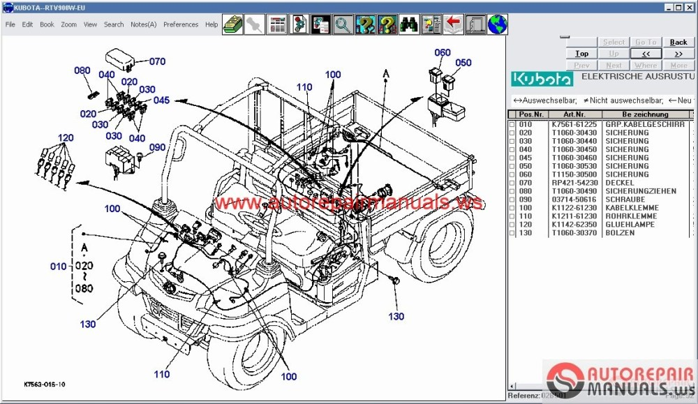 medium resolution of free auto repair manual kubota tractors construction