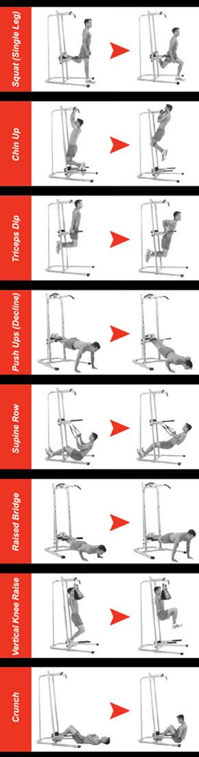 Bowflex Pr1000 Exercises Pdf : bowflex, pr1000, exercises, Bowflex, Workout, Plans, WorkoutWalls