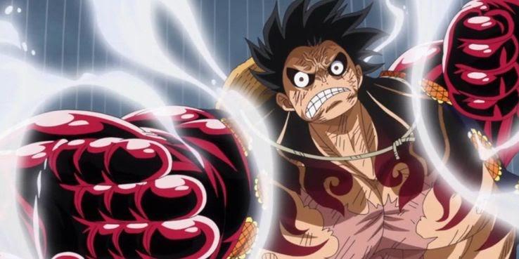 Pertama adalah di awal chapter one piece di mana shanks merelakan sebagian. One Piece Wallpaper What Episode Did Luffy Use Haki In Marineford