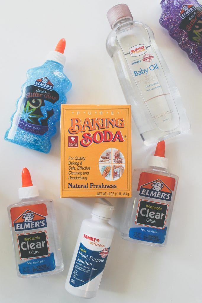 Slime With Baby Powder And Shampoo : slime, powder, shampoo, Slime, Viewer