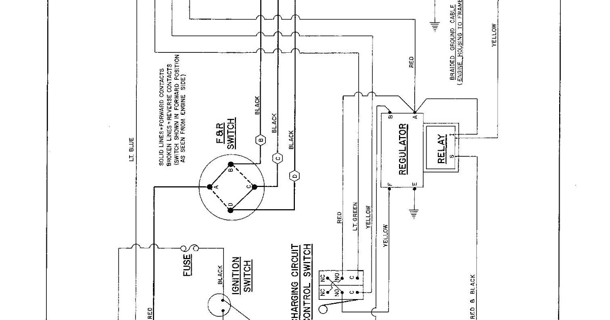[DIAGRAM] Columbia Chariot Wiring Diagram