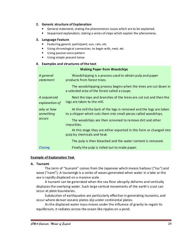 Contoh Explanation Text Singkat Beserta Soal Dan Jawaban : contoh, explanation, singkat, beserta, jawaban, Latihan, Explanation