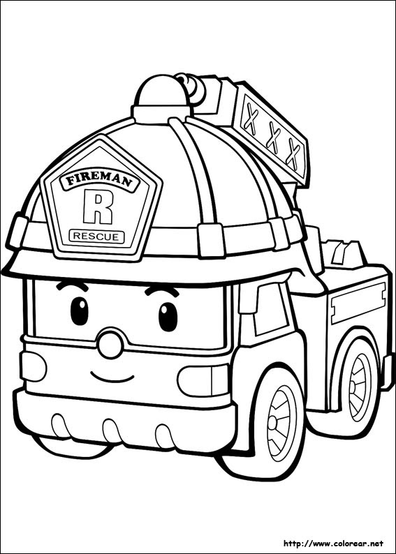 Mewarnai Tayo Little Bus : mewarnai, little, Little, \u0026, RANI,, Children, Coloring, Nursery, Rhymes