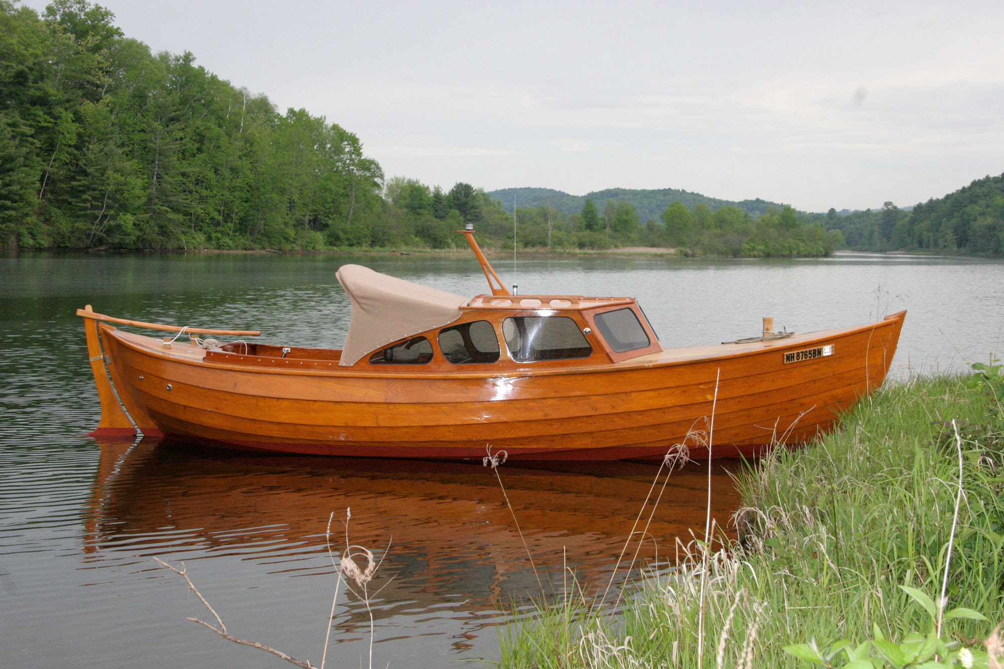 More Boat Bookcase Plans Oktober 2018