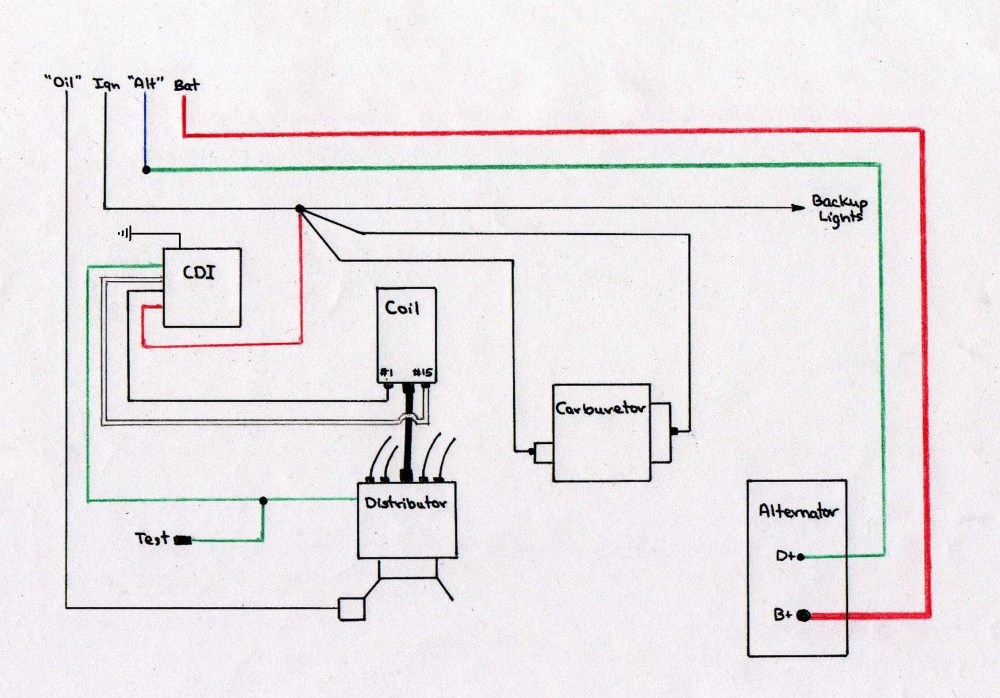 medium resolution of bosch alternator wiring diagram