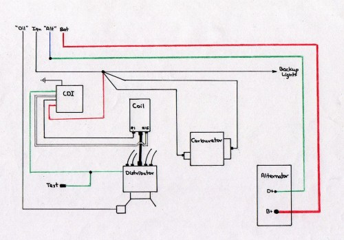 small resolution of bosch alternator wiring diagram