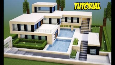 Mansiones Modernas Minecraft